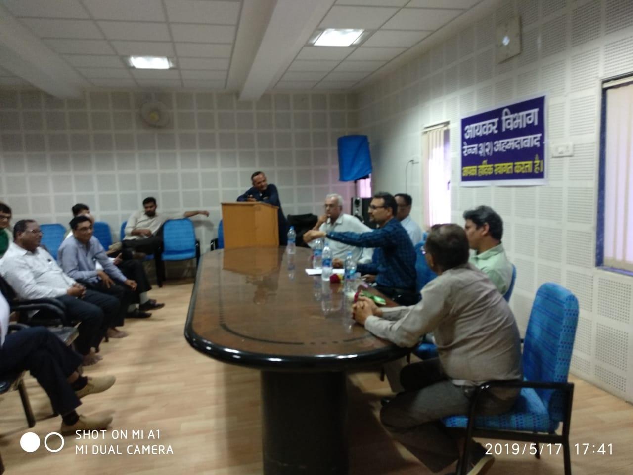 Outreach Ahmedabad