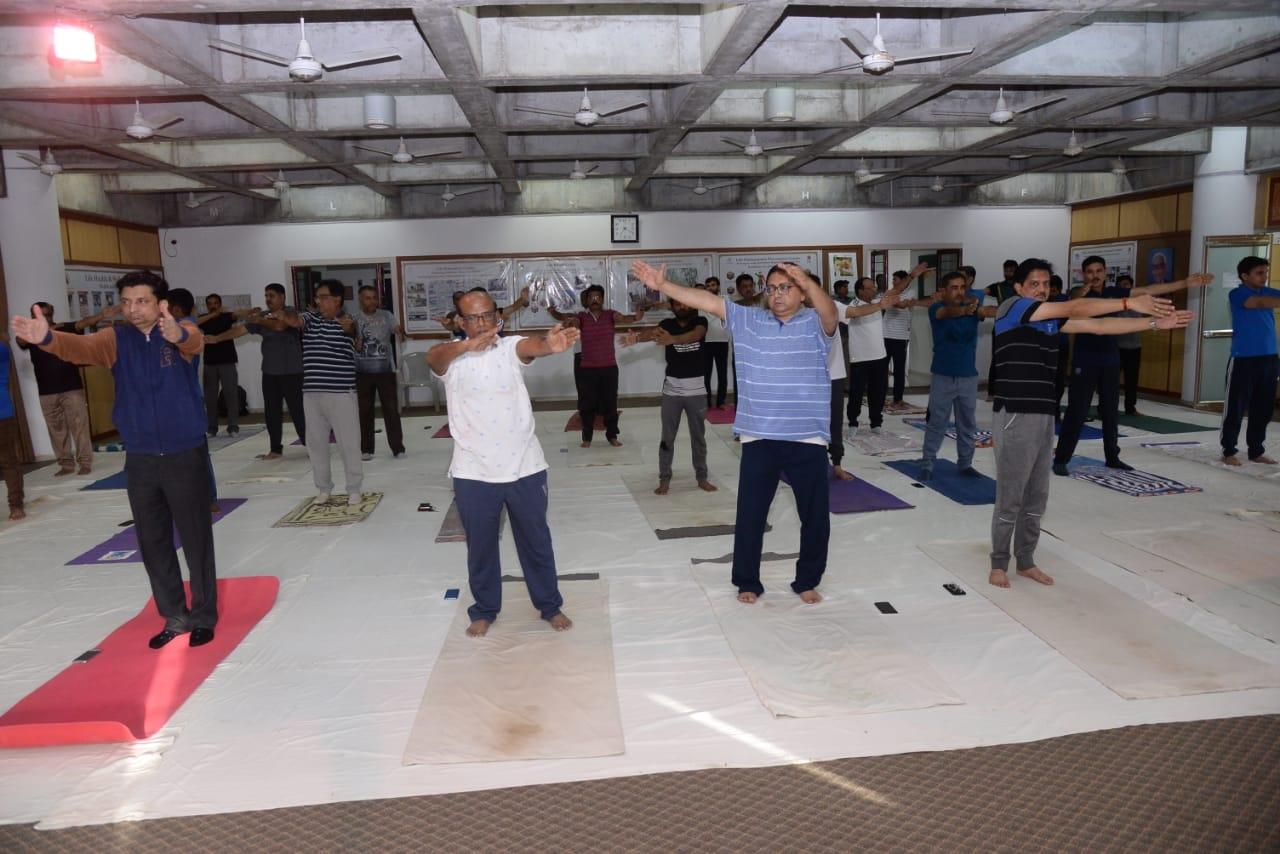 Rajkot yoga day2