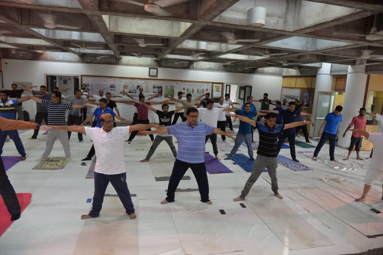 Rajkot yoga day4