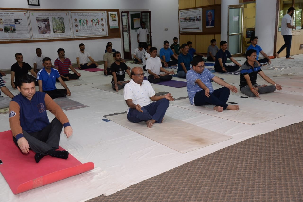 Rajkot yoga day5