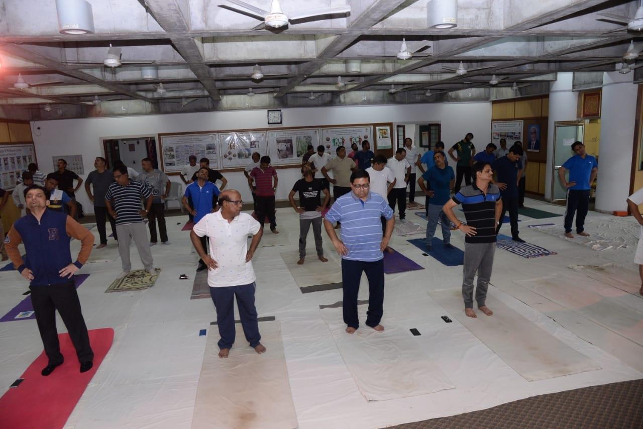 Rajkot yoga day6