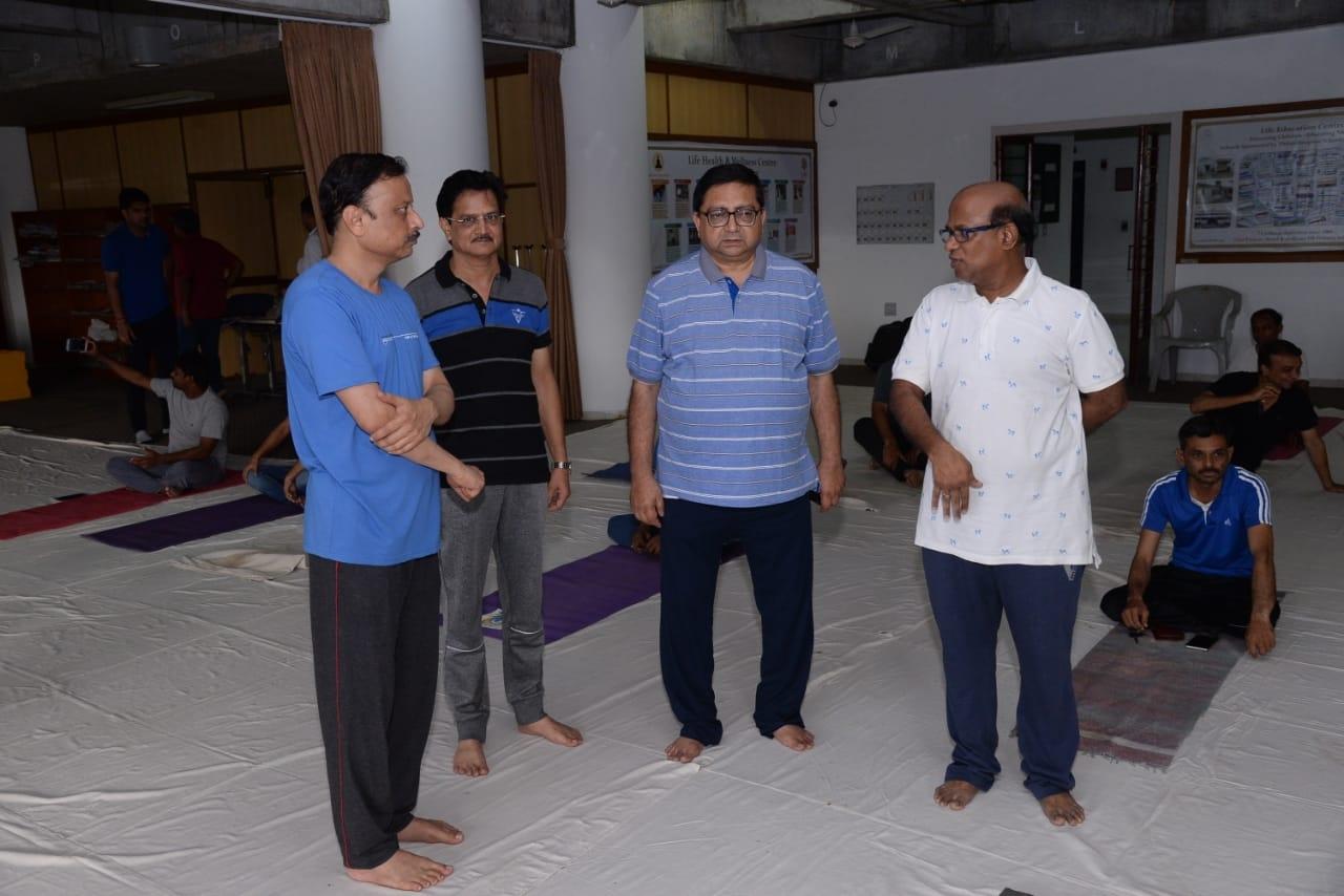 Rajkot yoga day8