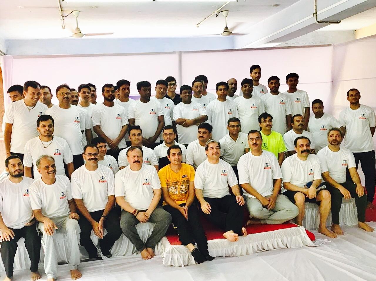 Yoga Day21