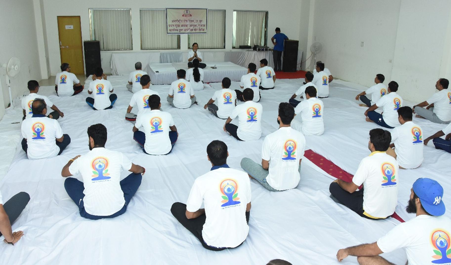 Yoga Day6