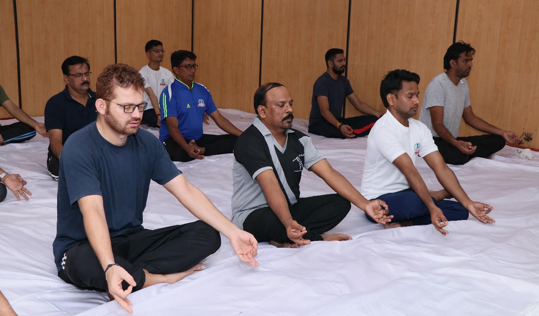 Yoga Day9